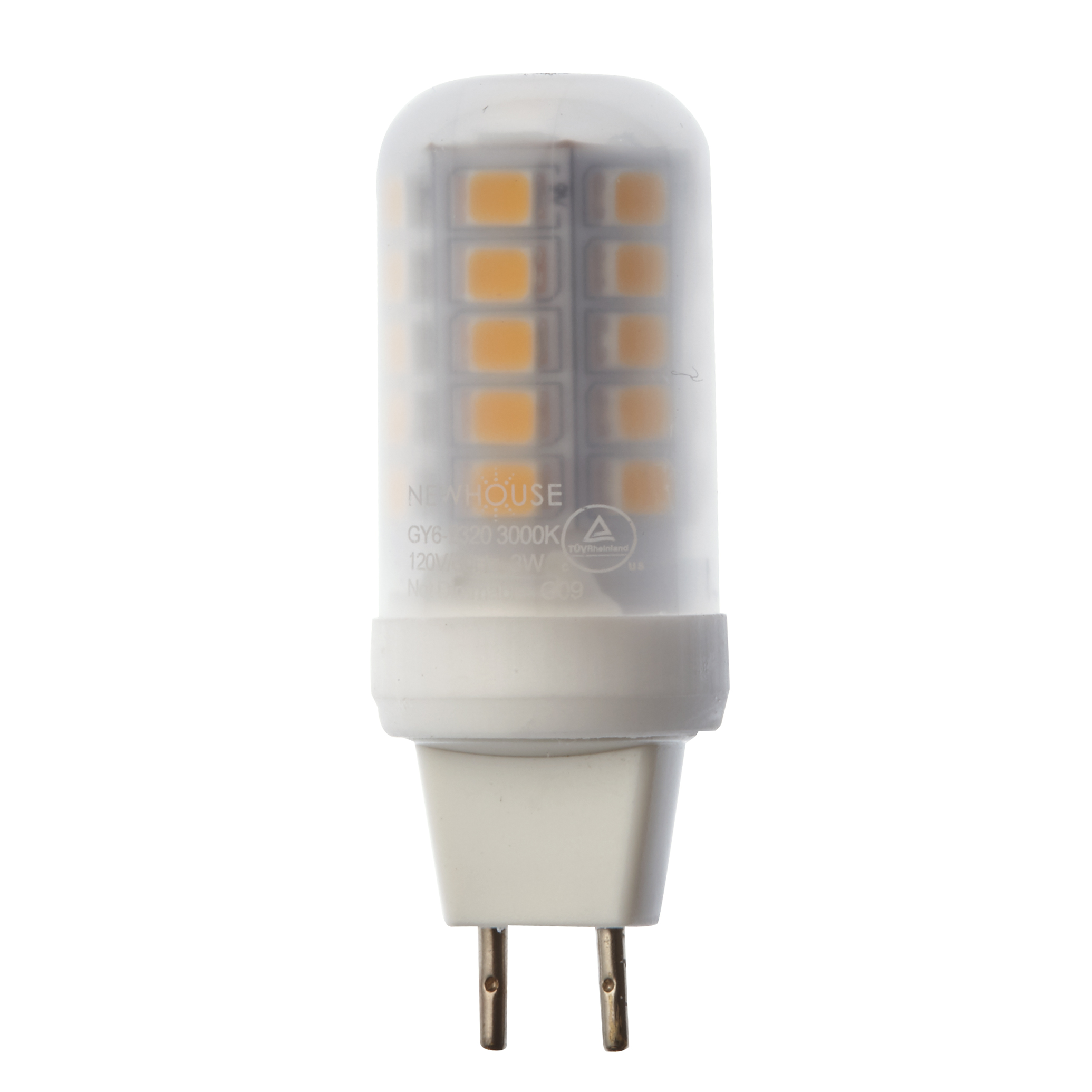 Newhouse Lighting 40w Equivalent Incandescent St19: 3W (18W Equivalent) T5-3018 LED T5 Bulb