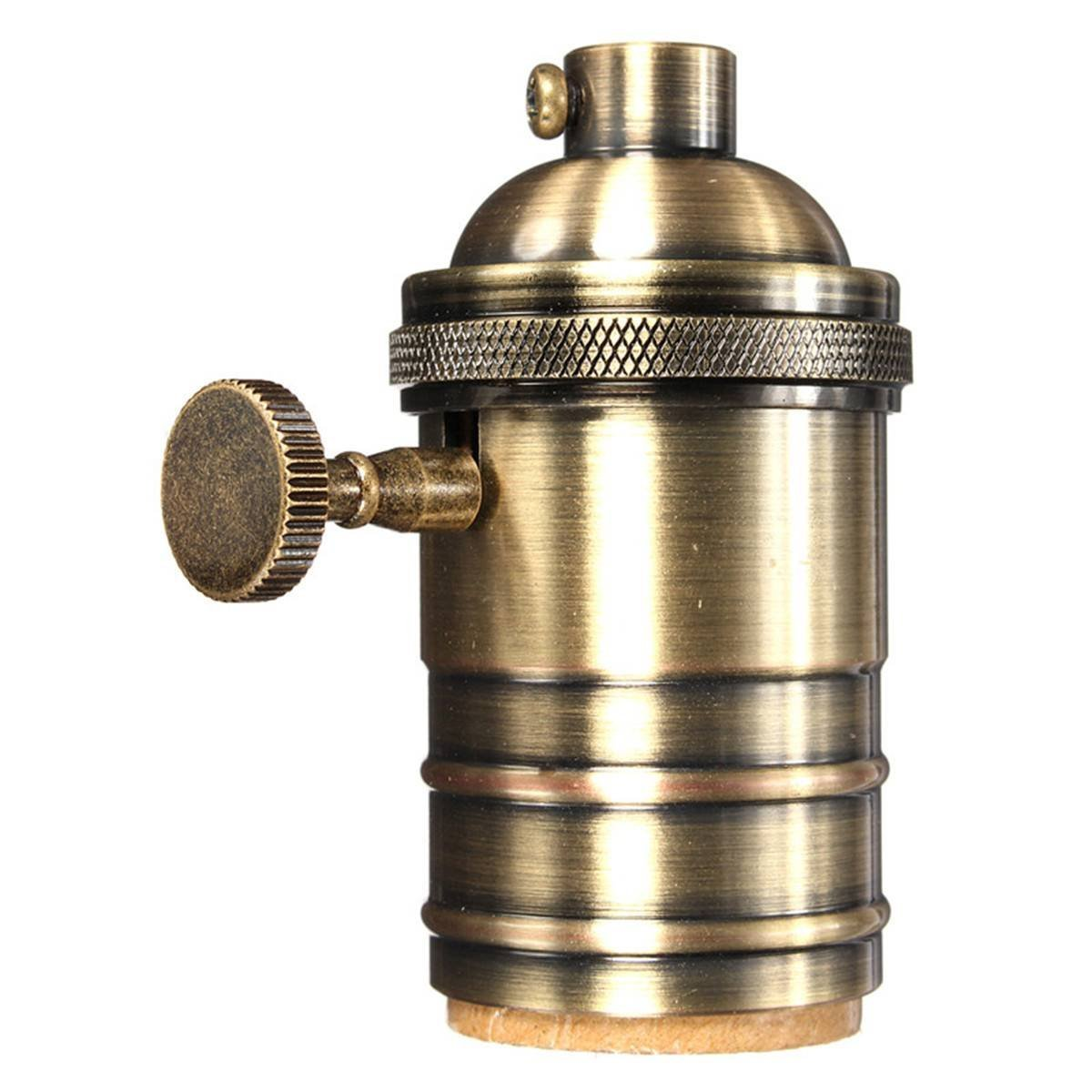 pendant lighting edison. Newhouse Lighting E26/Standard Base Solid Brass Light Socket Vintage Edison Pendant Lamp Holder